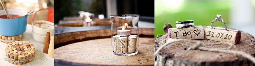 Top Bouchon - mariage : Idées de décoration ! NC26