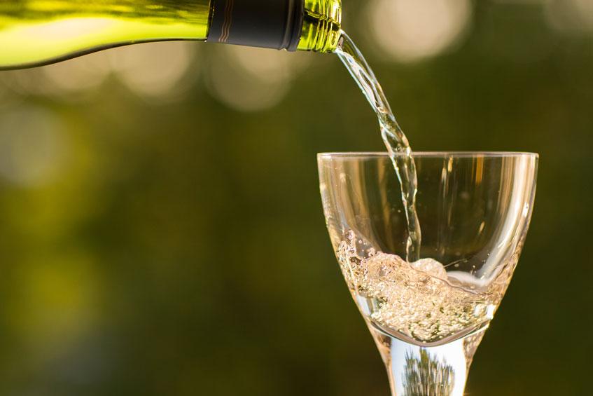 service du vin bio