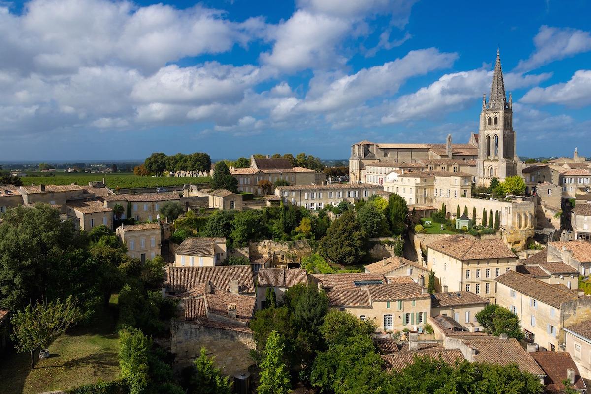 6 beaux villages autour de bordeaux a d couvrir for Beau village autour de toulouse
