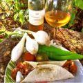 Recette de burritos et accord mets vins