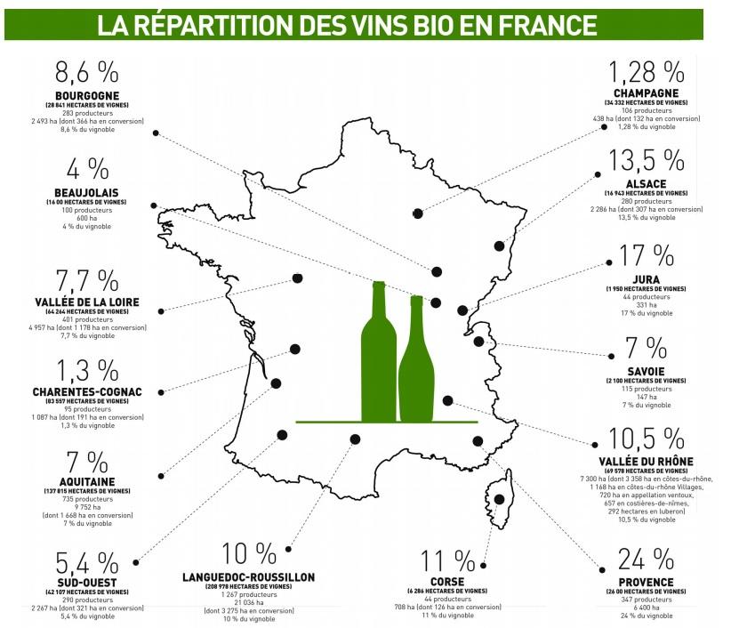 Vin BIO France