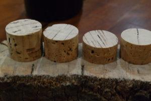 Accessoire vin bouchon