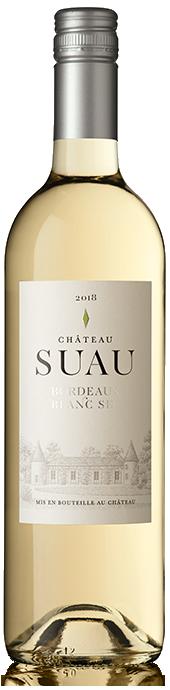 SUAU Blanc Sec AOC Bordeaux 2018