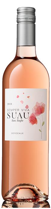 Semper Viva Rosé Sans Soufre AOC Bordeaux 2018
