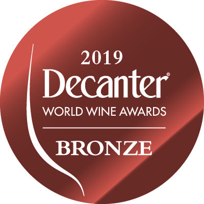 Bronce medal - Decanter World Wine Awards 2019